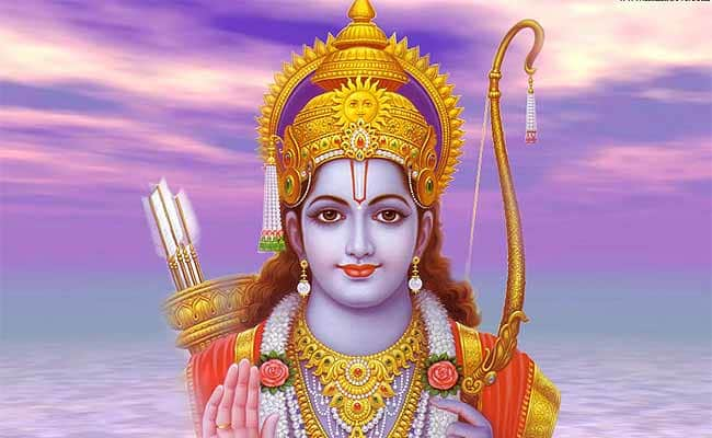 Lord ramachandra is a full incarnation with six opulence's.