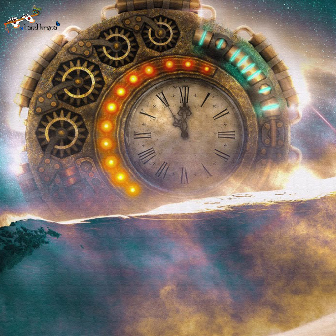 Time, Space