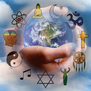 world , religion, power of faith , unity