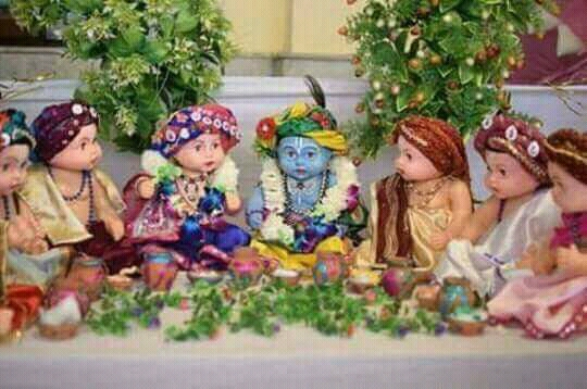 Lord Krishna, Brother of Krishna, Lord Balrama, Elder Brother of Shree Krishna