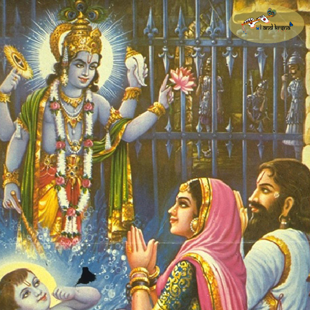 Lord Krishna, Devotees, worship, prayer