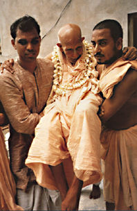 Vaisnava-aparadha , one kind of impediment ,devotional service.