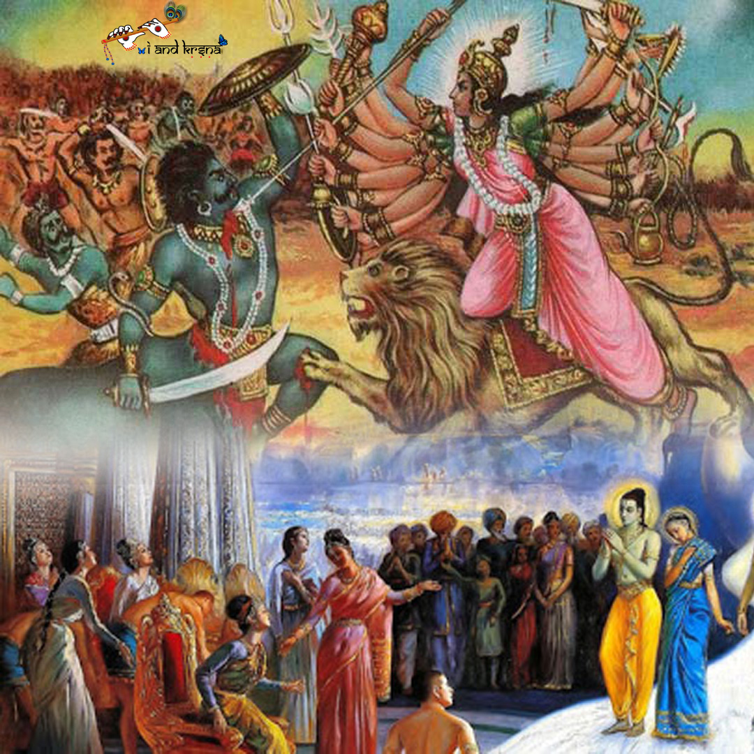 living force, matter