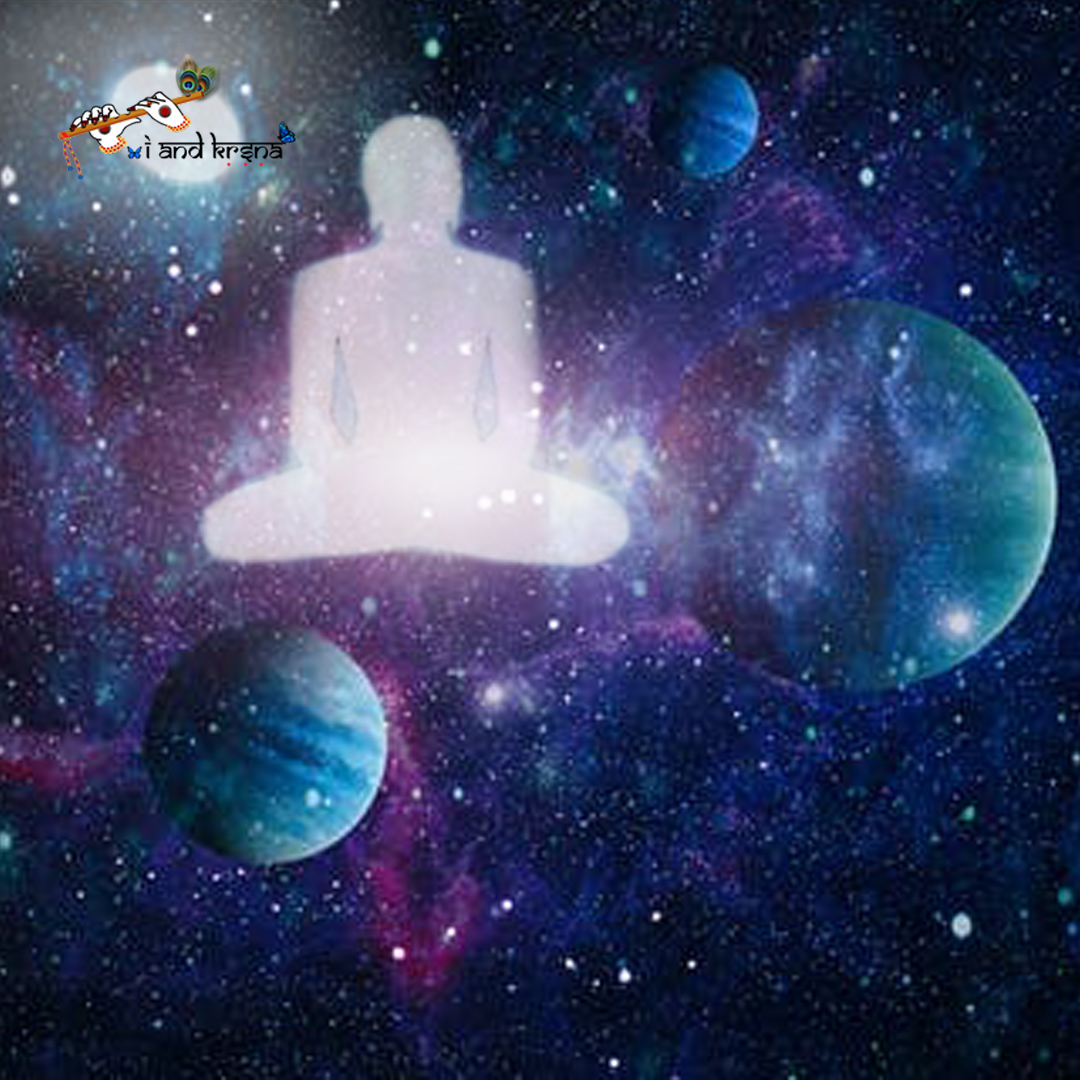 All the luminaries , the stars, sun & moon ,witness the activities of the conditioned soul.