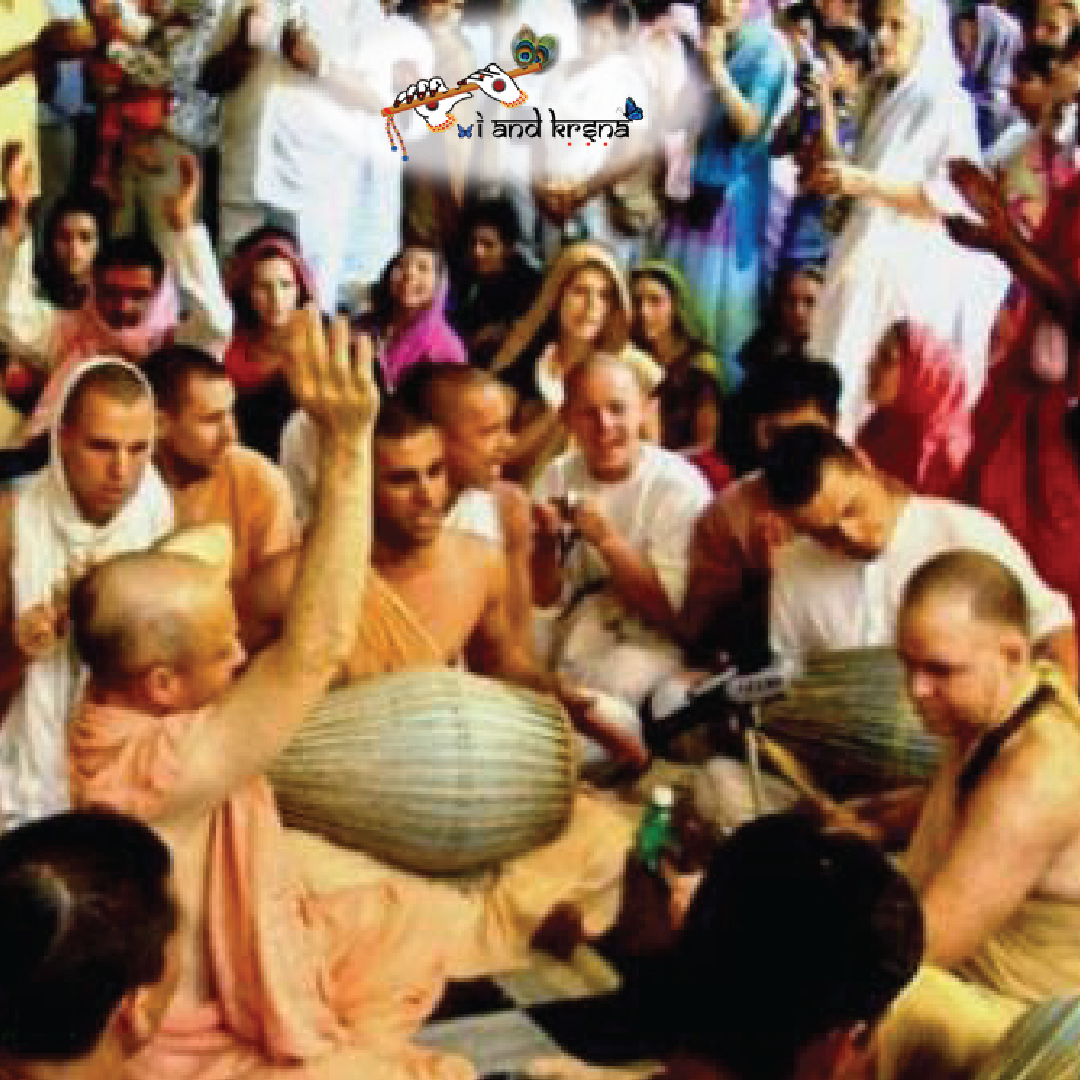 Sankirtana is more important than the vedic ritualistic ceremonies