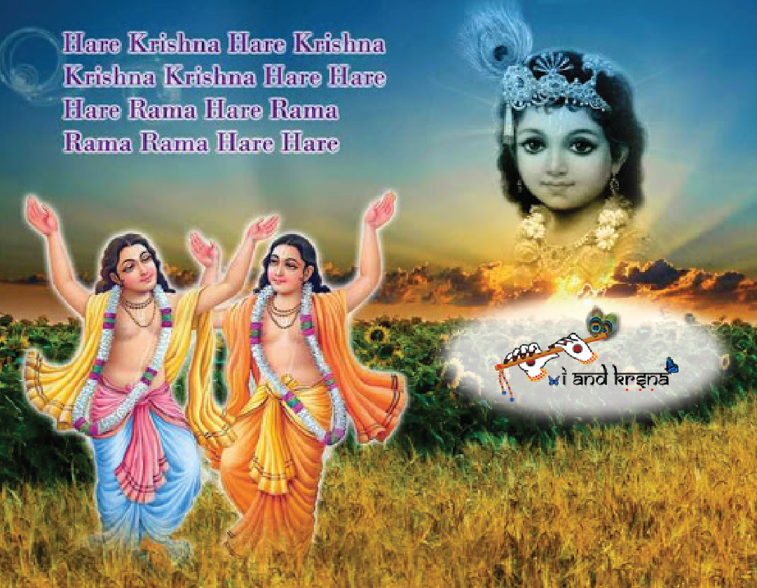 The power of chanting the Hare Krishna mantra