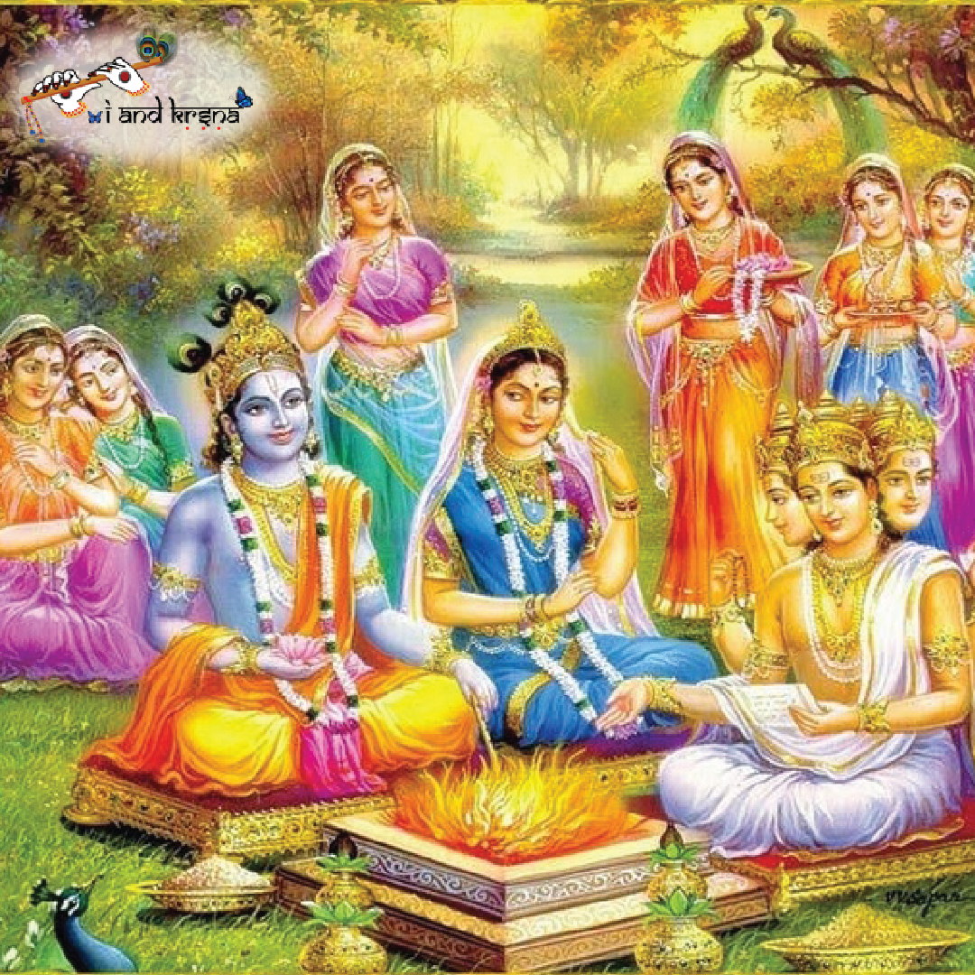 Why is it that Laksmi, being such a chaste wife, wants to associate with Krishna?