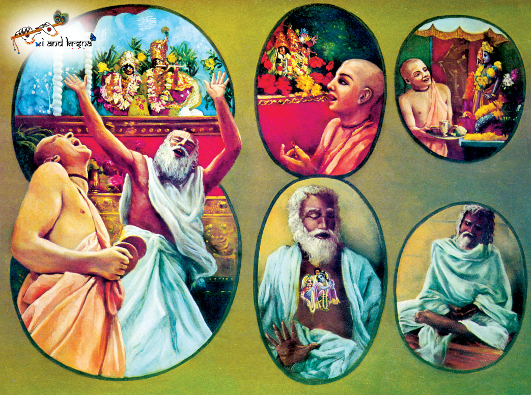 The difference between mayavadis and vaishnavas philosophy